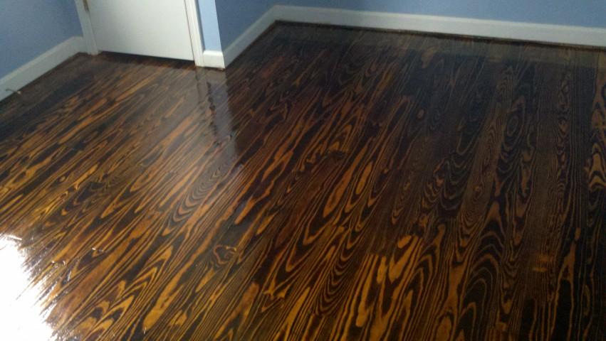 hardwood floor refinishing in central jersey