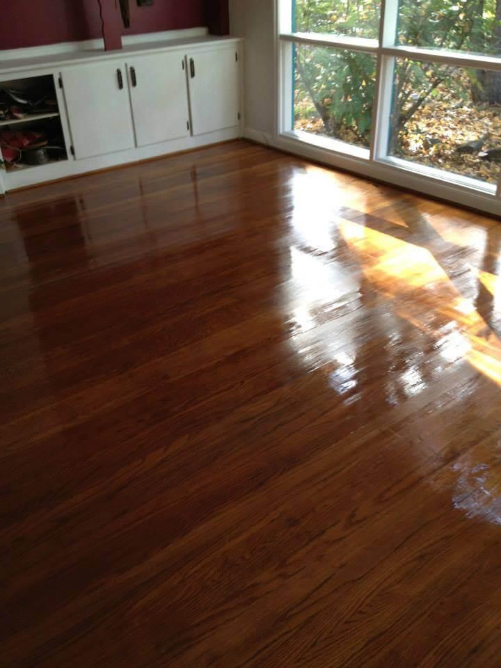 hardwood floor resurfacing in central jersey