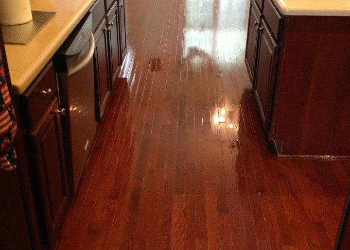 Hardwood floor refinishing in Trenton, NJ